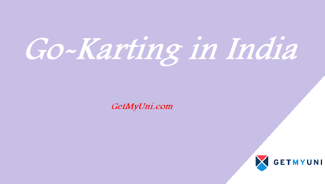 Go-Karting in India