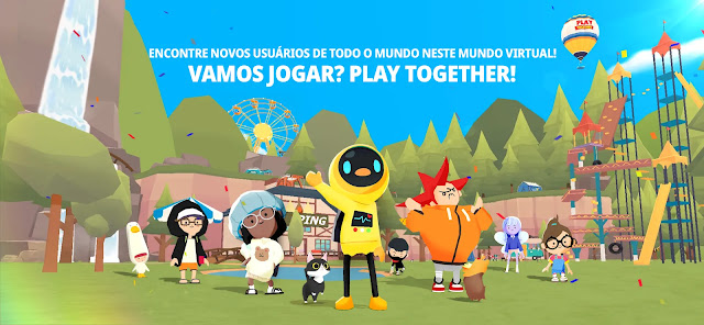 Play Together APK GRÁTIS DOWNLOAD