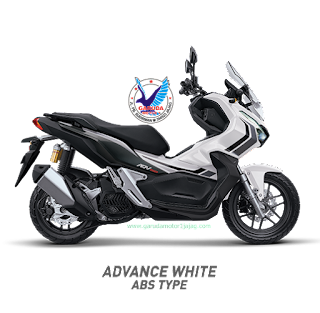 Honda ADV150 Advance White ABS