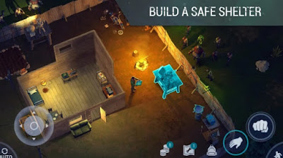 last day on earth APK build a safe shelter