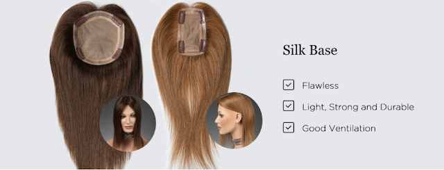 Lilyhair Silk Base Collection Wigs