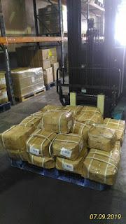 Jasa Undername Import-Jasa Import Airfreight-Free Carrier (FCA) Shanghai-China Ke Jakarta # Japan Airlines Cargo