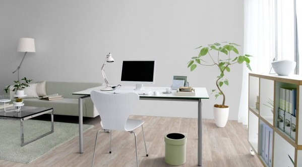 Consigli d 39 arredo pavimenti in pvc effetto legno d 39 autore for Arredamento studio professionale