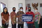 Sosialisasi Adaptasi Kebiasaan Baru, AP 1 Bandara Sam Ratulangi Manado Bagikan 5.000 Masker