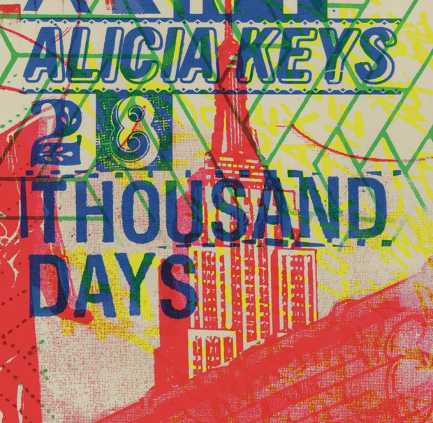 Alicia Keys – 28 Thousand Days