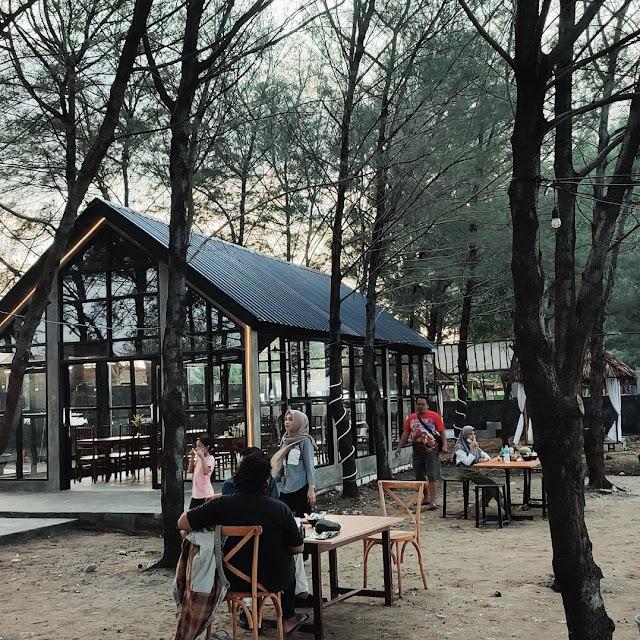 Dcemara Resto Cafe Tuban Jawa Barat