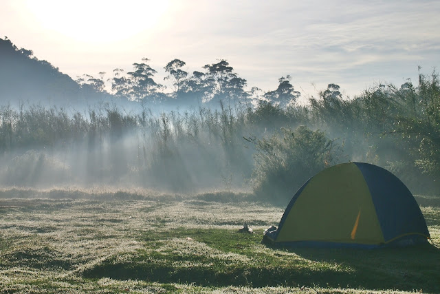 Ciwidey Camping