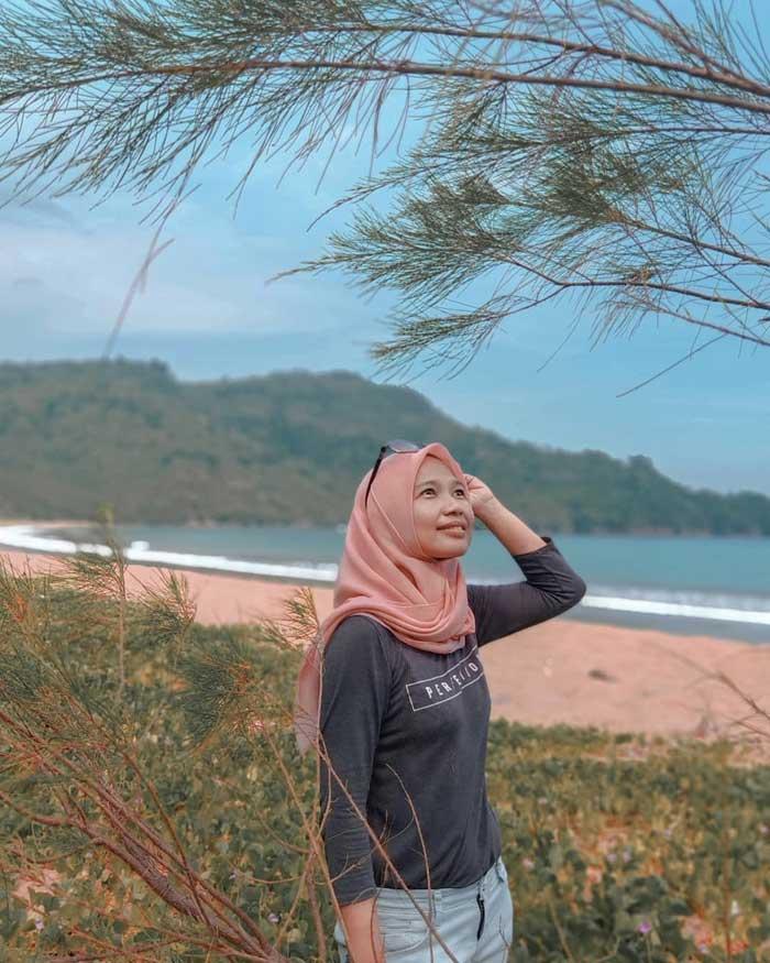 Fasilitas Wisata Pantai Perawan Malang Selatan