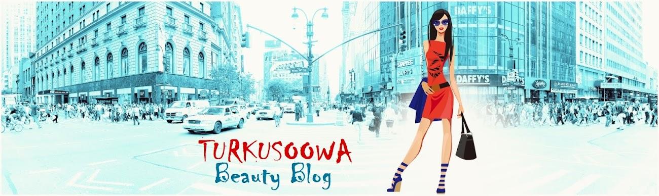 Turkusoowa Beauty Blog