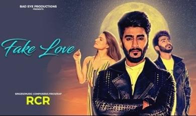 Fake Love Lyrics - RCR