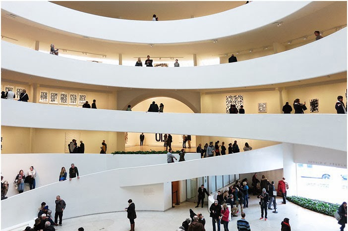 New York :: Guggenheim Museum