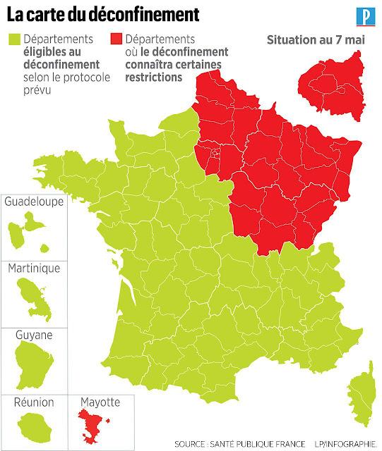 Déconfinement du 11 mai : votre département est-il en vert ou rouge ? Voici la carte définitive  /> </div>  </p>           <!--  amishop.docjeanno.fr -- ACHETER --> <div class=