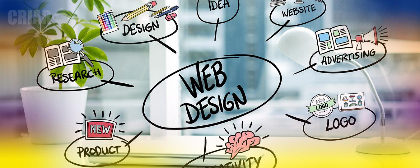 Criação de sites para Doceria