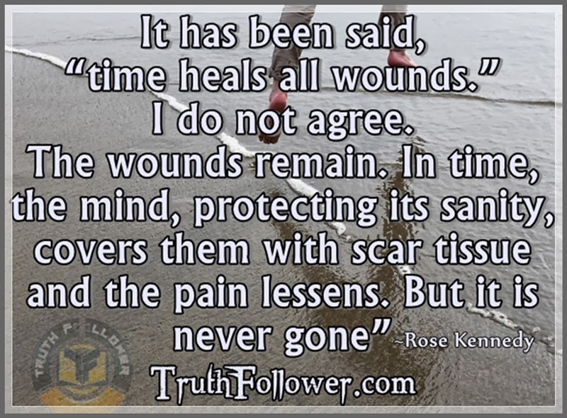 Time Heals All Wound Quotes About Healing