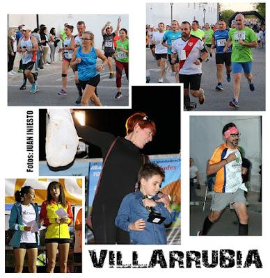 Atletismo Aranjuez Villarrubia