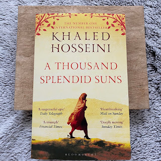 Book review: A Thousand Splendid Suns by Khaled Hosseini