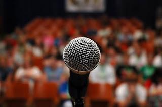 Five ways to improve your public speaking skills