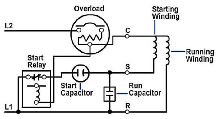 cscr wiring diagram  mallory unilite distributor wiring