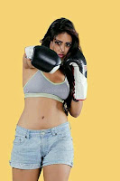 Nivetha Pethuraj Fitness Wonder with Boxing Gloves Spicy Pics ~  Exclusive 08.jpg