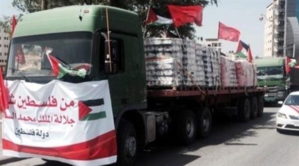 """الشروق"""" الجزائرية تكتب عن قرار المغرب إرسال مساعدات إلى فلسطين"""