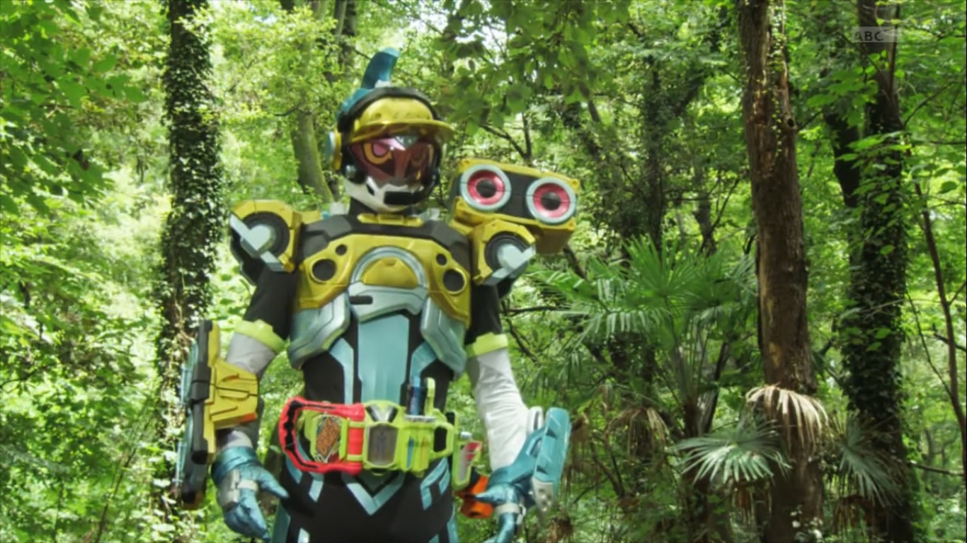 Kamen Rider Ex-Aid Subtitle Indonesia Episode 06