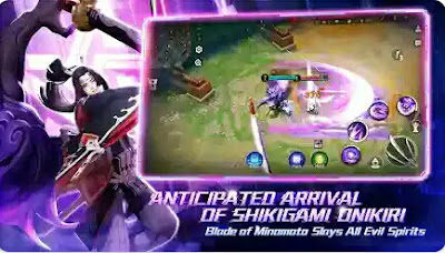 Game MOBA Android  - Onmyoji Arena