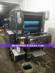 Mesin cetak 1 warna Heidelberg SORM