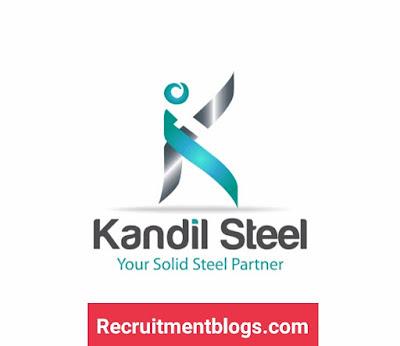 Junior Accountant At Kandil Steel