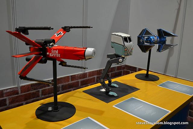 Star Wars Vintage Transformer Toycon