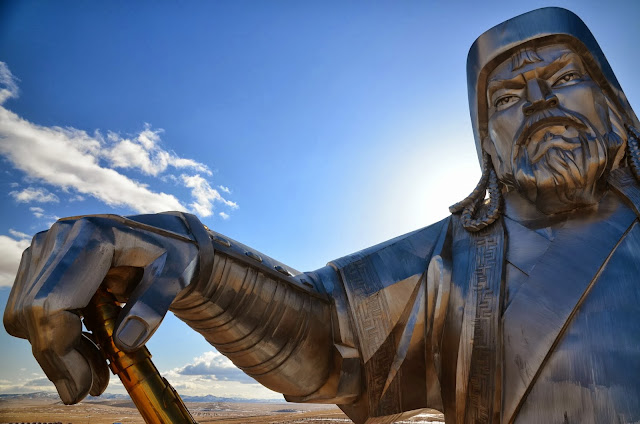Statue of Chinggis Khan