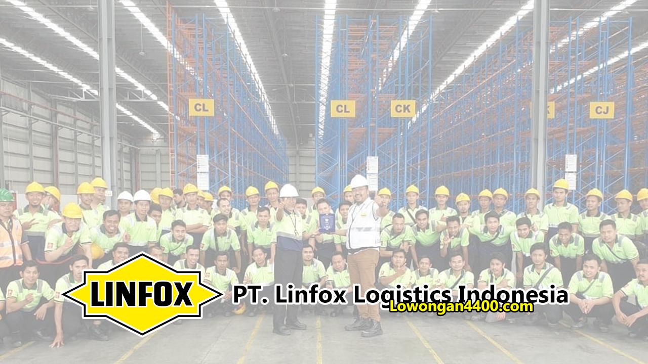 PT. Linfox Logistics Indonesia Cikarang