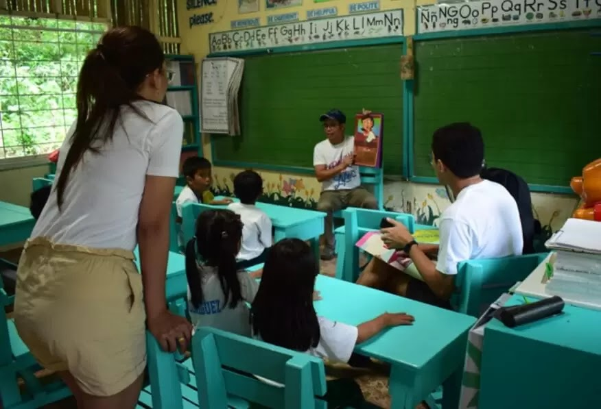 Brother Group provides support to Rizal elementary school through 7th Brigada Eskwela