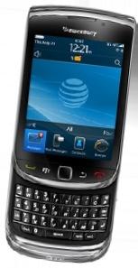 BlackBerry Torch 9800 Harga dan Spesifikasi