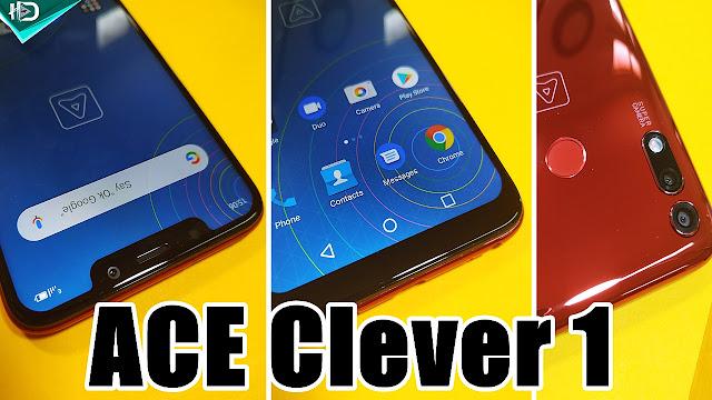 هاتف ACE Clever 1 - أفضل هاتف في الجزائر أقل من 3 مليون سنتيم