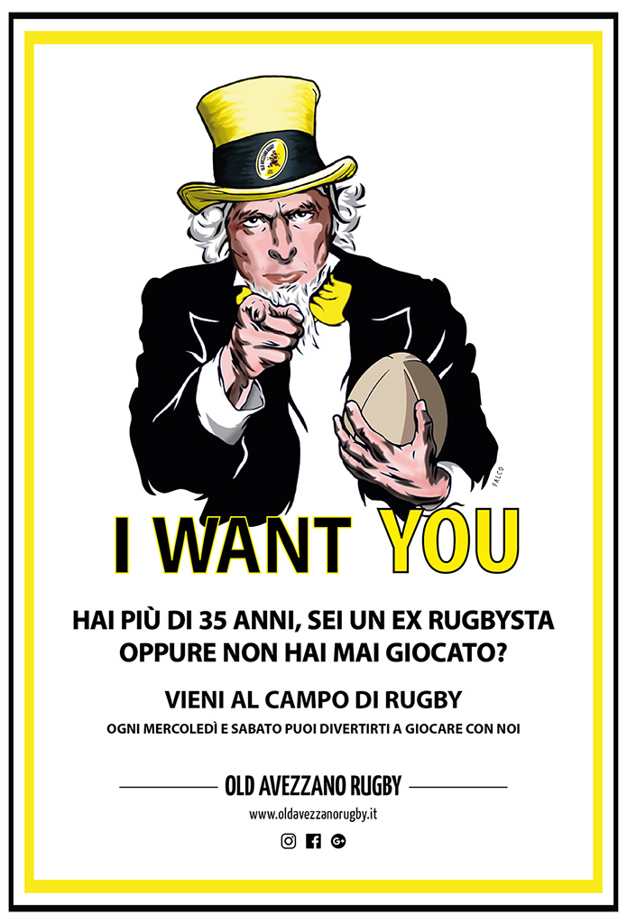 Vieni a giocare a Rugby - Old Avezzano Rugby