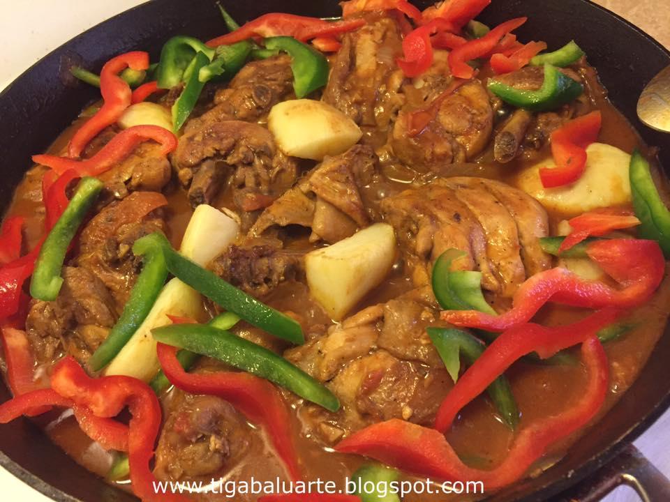 Casa baluarte filipino recipes chicken asado recipe chicken asado recipe forumfinder Image collections