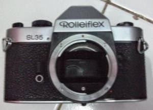 Rolleiflex SL35 body only