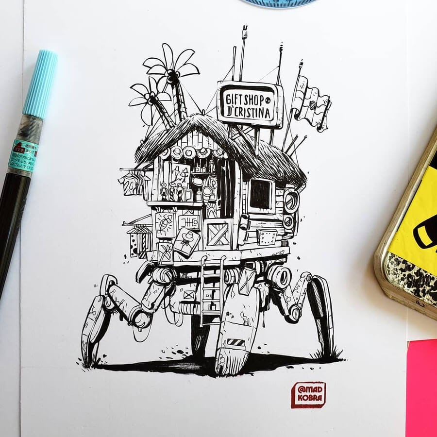 05-Crab-gift-shop-Pedro-Josue-Carvajal-www-designstack-co