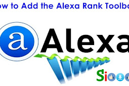 How to Add the Alexa Rank Toolbar On Your Browser
