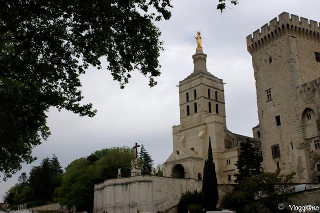 La Cattedrale di Notre Dame de Doms di Avignone