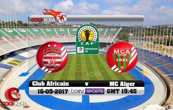 مباراة مولودية الجزائر والافريقى اليوم MC+Alger+vs+Cl