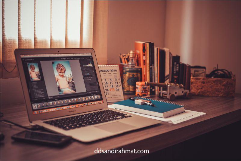 Cara Mudah Edit Foto Menggunakan Adobe Lightroom