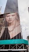 Knetz amazed at BLACKPINK Rosé's billboard for Tiffany & Co. on Instagram story Update!