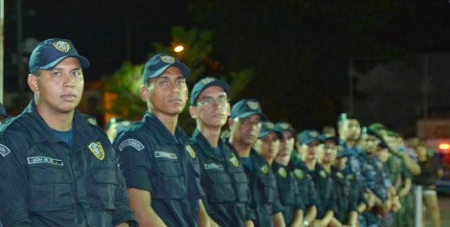 Nova Guarda Civil Municipal de Guapimirim (RJ) é entregue à população