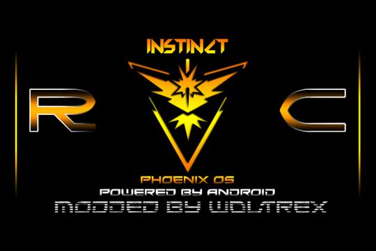 Cara Instal Phoenix OS ROC Ext4 LEGACY & UEFI