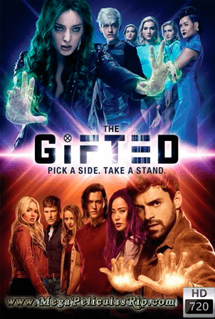 The Gifted Temporada 2 [720p] [Latino-Ingles] [MEGA]