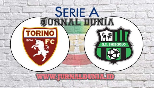 Prediksi Torino vs Sassuolo, Sabtu 27 Februari 2021 Pukul 02.45 WIB