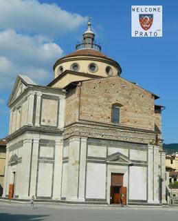 Immagine della Chiesa da Piazza delle Carceri