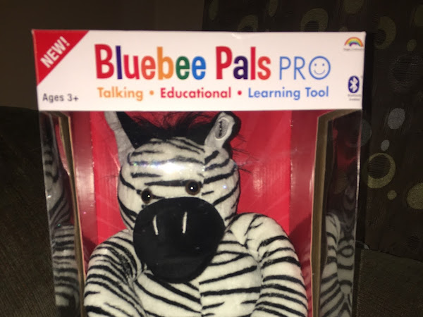 Reading Excitement for Every Age with Bluebees Pals #Review + #Giveaway #MBPHGG2016
