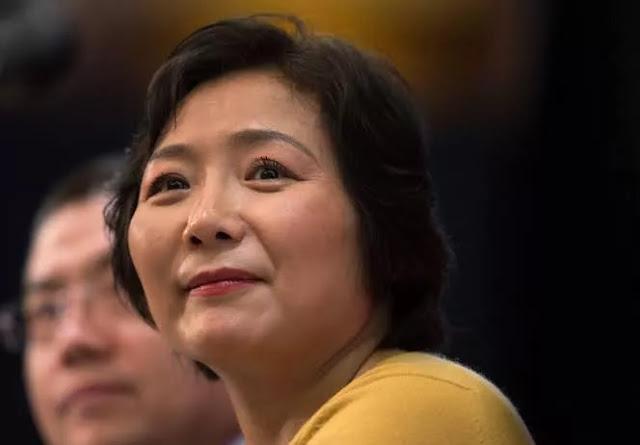 List of most affluent women - lu zhongfang